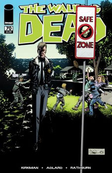 The Walking Dead Comic #70 Español de España