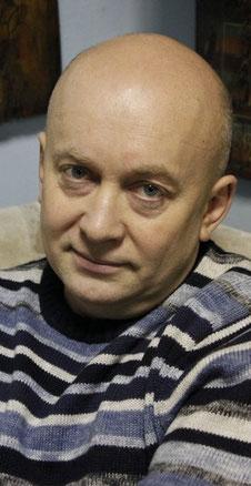 Псковский художник Сергей Семенов