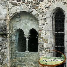 Baies géminées - 13ème siècle ?
