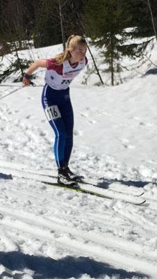 Teresa Fäßler in der Erfolgsspur