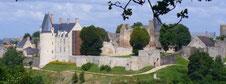 chateau de sainte Suzanne