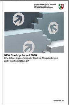 NRW Startup Report 2020 (Quelle: Land NRW)