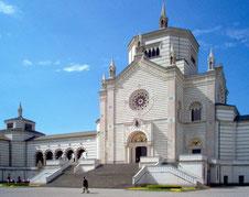 OmoGirando il Cimitero Monumentale di Milano - Il Famedio
