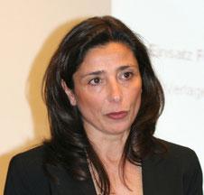Tannassia Reuber, Geschäftsführende Gesellschafterin der IAS