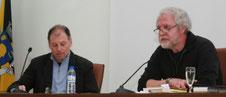 Gregor Schürer und Peter Borjans-Heuser