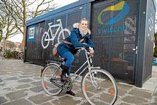 Hamburg will 31 Mio.für überdachte Fahrrad-Boxen bis 2025 investieren,an Bahnhöfen