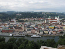 Stadt Passau; Fotograf Michael Körner