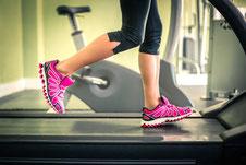 Trainingsformen beim Laufen - Laufen auf dem Laufband