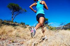 Trainingsformen beim Laufen - Trailrunning bzw. Crossläufe