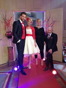 NDR Dreh mit Mister und Miss Germany