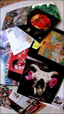 Discos de vinilos, foto de Alvaro D. Iñigo para web de Red Booster