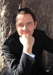 Violinist und Dirigent Matthias Metzger