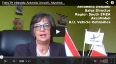 Antonella Donzelli - AkzoNobel Vehicle Refinishes Sales Director Region South EMEA