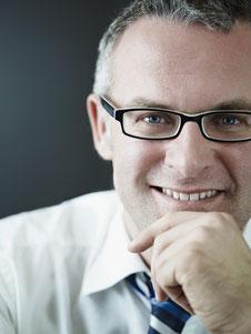 Erich Hüter - Klinik-Geschäftsführer