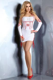 Sexy Krankenschwester Raisa