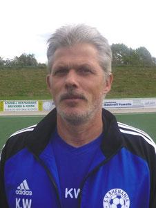 Trainer Kai Wenderdel sah eine gute Leistung in der zweiten Halbzeit.