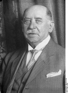 Schriftsteller Dr.Otto Weddigen