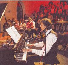 """""""Singmal Lieder"""" in Erkelenz: Hier ist Mitsingen erwünscht,  das Publikum ist gefordert."""