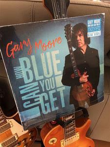 """Großartig: Gary Moore """"How Blue Can You Get""""."""