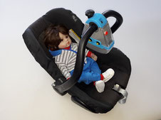 Mobiler BabyBouncer