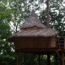 Cabane romantique La Licorne