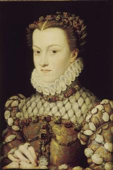 Marguerite de Valois appelée la reine Margot (1553-1615) était la fille de Catherine de Médicis et l'épouse d'Henri IV   Marguerite de Valois appelée la reine Margot (1553-1615) était la fille de Catherine de Médicis et l'épouse d'Henri IV