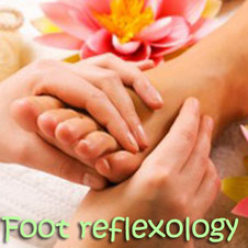Foot reflexology is an ancient way to treat your whole body by massaging your feet. It's also know as 'foot massage'. Experience it at Eco-Logic Yoga Retreat.