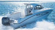 YFR24富山県新艇ジョイマリン