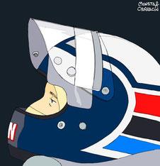 Ian Scheckter by Muneta & Cerracín