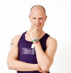 Tanzlehrer Florian Sontheimer