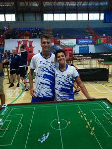 Semifinale Giudice-Natoli