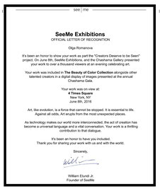 SeeMe Exhibitions