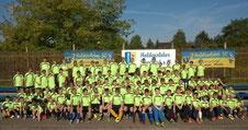 Gruppenbild vom Camp 2014