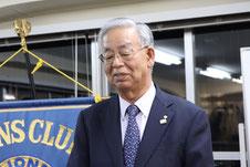 CAB幹事 L.窪田 明規夫