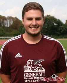 Spielertrainer Marco Klaus.