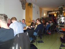 Aufmerksame Zuhörer (Foto: Gudrun Edner)
