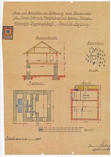Lichthäusl-Aufstockung (1918)