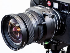 Das PC Super Angulon 2,8/28 mm mit Novoflex-Adapter im Test an der Leica M9