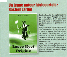 Article du magazine d'Héricourt