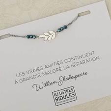 bijoux à messages , cadeaux messages , cadeau message , bijou message , messages poétiques , bracelet message , cadeau original