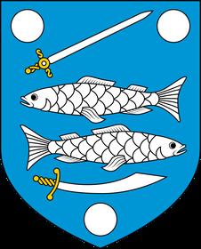 Wappen von Narva