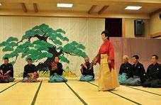 大聖寺の文化 お松囃子