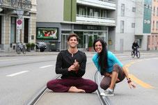 Yoga Bekleidung - Yoga Mode für Männer