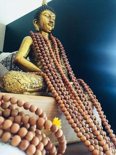 Yoga Shop - Unsere Malaketten aus Nepal.