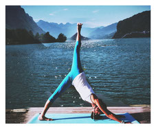 Bamboo & Organic Cotton Activewear for Yoga, Pilates and Living in.