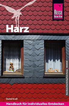 """Reiseführer """"Harz"""" von Detlef Krell"""