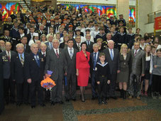 Отчетно-перевыборное собрание фонда 11.12.2013 г.
