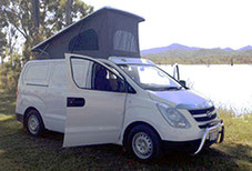 Hyundai Iload / Imax roof conversions