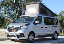 Southern SPirit Renault Trafic roof conversions