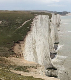 Aug, 2014. Seven Sisters Country Park